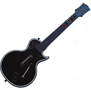 wireless guitar hero rock band controller for. Black Bedroom Furniture Sets. Home Design Ideas