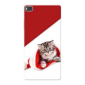 Inkif Printed Designer Case For Huawei Ascend P8 Multi-Coloured