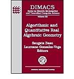 img - for [(Algorithmic and Quantitative Real Algebraic Geometry )] [Author: Saugata Basu] [May-2003] book / textbook / text book