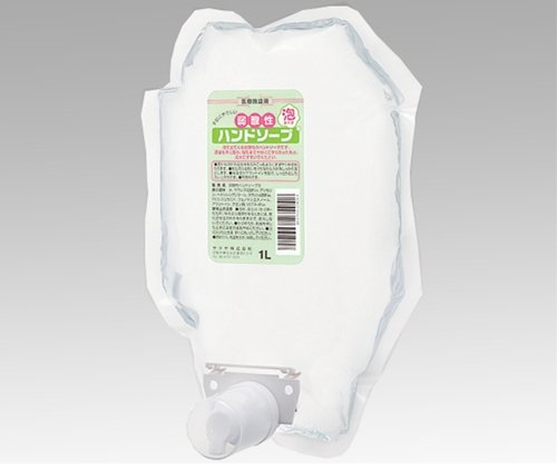 ディスポーザブル式薬液ディスペンサー MDー201SF用弱酸性ハンドソープ泡