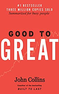 Good To Great: Summarized For Busy People by David Campbell ebook deal