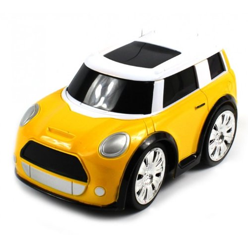 Electric Single Function Mini Cooper Super Mini RTR RC Car Remote Control