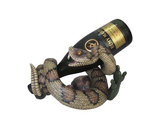 Venom Vin Wine Bottle Holder Snake