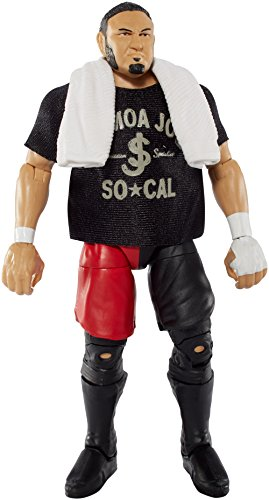 WWE Elite 43 Action Figure - Samoa Joe
