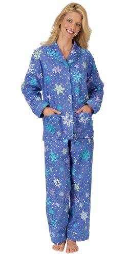 Women's Flakey Shirt and Pants Pajamas
