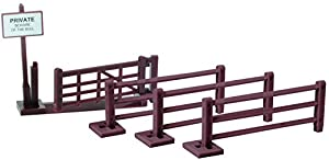 Britains 40951 - Farm Gate and Fencing