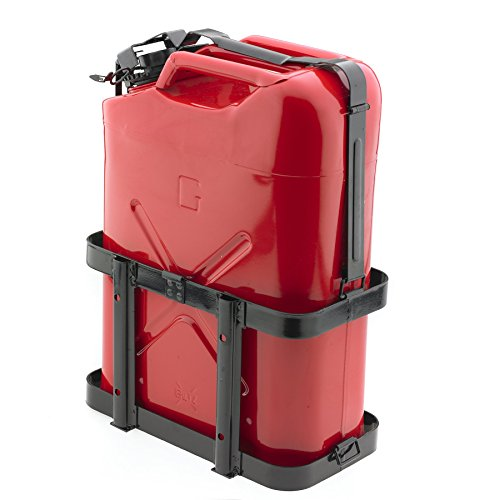 Smittybilt 2798 Jerry Gas Can Holder (Spare Tire Fuel Tank compare prices)