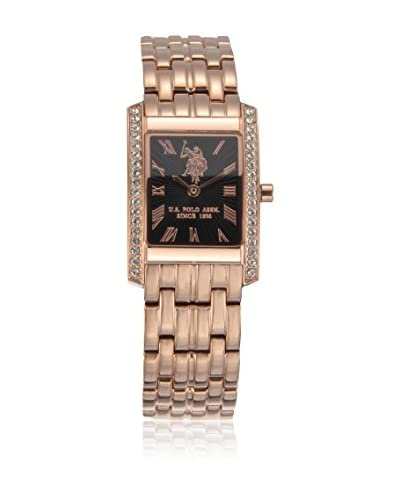 US Polo Association Reloj con movimiento Miyota Woman Shannon USP5234RG 33 mm
