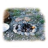 Klappgrill Basic - Einfacher Grill für spontane...