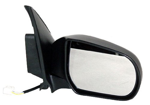 OE Replacement Mazda Tribute Passenger Side Mirror Outside Rear View (Partslink Number MA1321126)