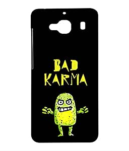Kritzels - Bad Karma - Case For Xiaomi Redmi 2 Prime