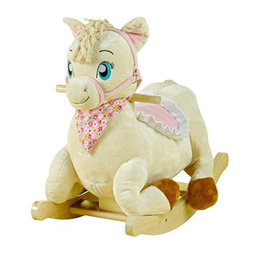 Rockabye Princess Pony Rocker, One Size - 1
