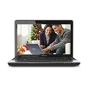 Toshiba Satellite L735-S3370 13.3-Inch LED Laptop - Grey