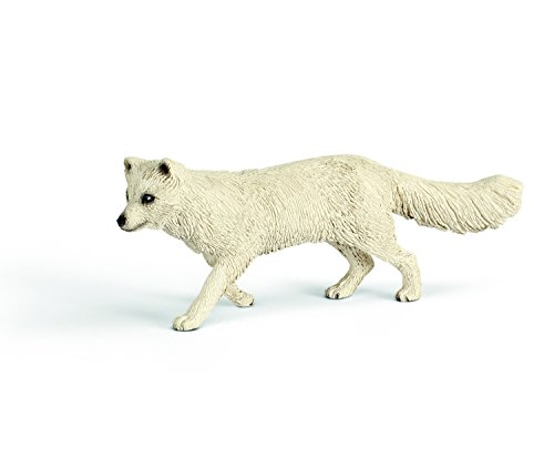 Schleich Arctic Fox Toy Figure