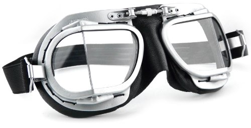 Mk9 Rider - Classic Motorcycle Goggles/Classic Driving Goggles by Halcyon