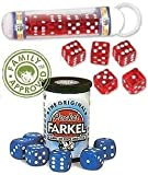 Pocket Farkel with Avoid the 10! two great Dice Games