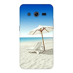 Vaccation Multicolor Back Case Cover for Galaxy Core 2
