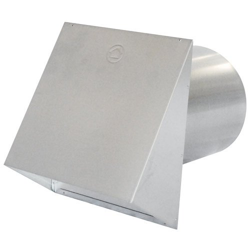 Air King PWC8R Range Hood Wall Cap, 8