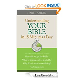 FREE KINDLE BOOK: Understanding Your Bible in 15 Minutes a Day
