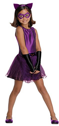Catwoman Tutu Child Costume Size:Toddler