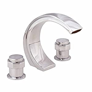 Tub Faucets Chrome 3 Piece Tub Faucet Set Tub And Shower Faucets