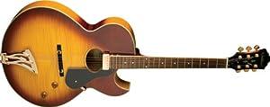 Washburn Jazz Series J4HBK Electric Guitar