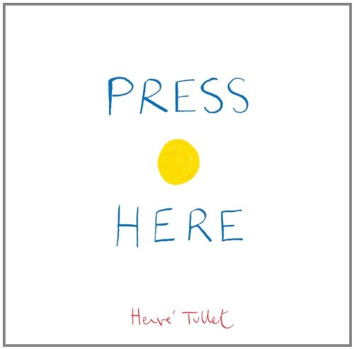 Press Here [Hardcover]