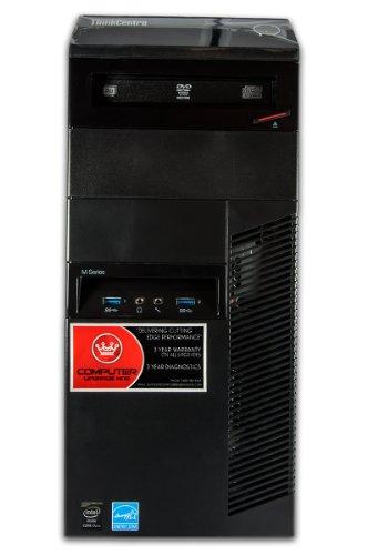 Lenovo Thinkcentre M93P 10A7000Sus I7-4770 32Gb 500Gb Ssd Tower Desktop Pc
