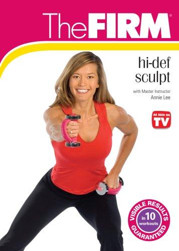 Firm: Hi-Def Sculpt [DVD] [Region 1] [US Import] [NTSC]