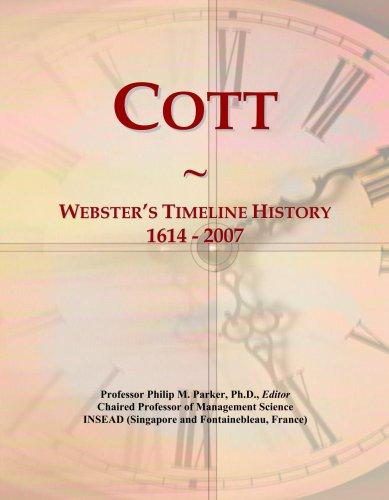 cott-websters-timeline-history-1614-2007