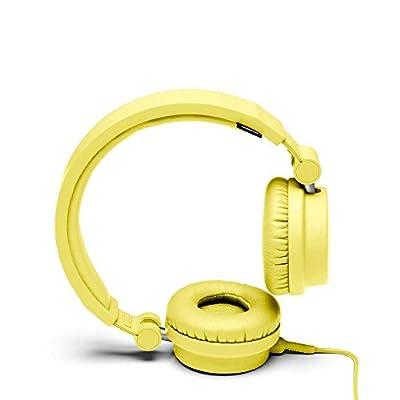 Urbaners Zinken DJ Headphones - Chick (Yellow)