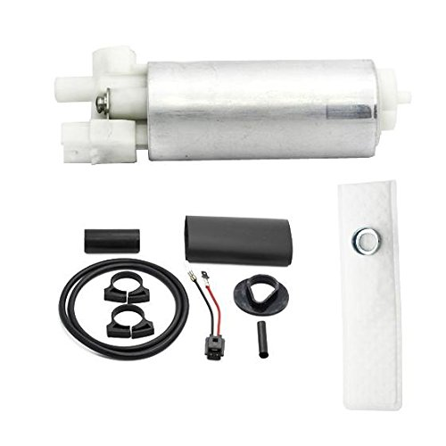 POWERCO High Performance Universal Gas Electric E3902 Fuel Pump Replacement Kit Fit Chevrolet Astro GMC C1500 K2500 (1994 Chevy Silverado Fuel Pump compare prices)