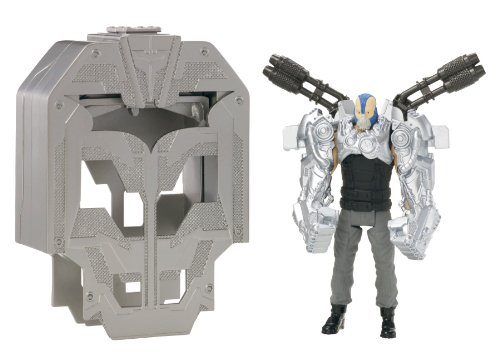 Batman The Dark Knight Rises QuickTek Fist Fury Bane Figure at Gotham City Store