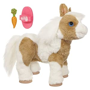 Furreal Friends Baby Butterscotch My Magical Show Pony Pet