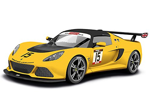 Scalextric C3509 Lotus Exige V6 Cup-R Car (1:32 Scale)