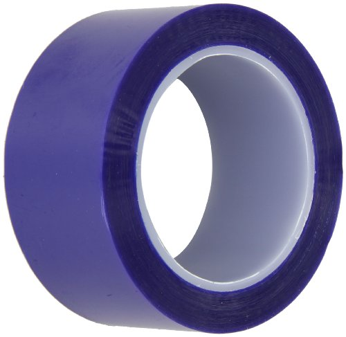 "Maxi Flash Break Silicone Film Electrical Tape, 2.5 Mil Thick, 72 Yds Length, 2"" Width, Blue"