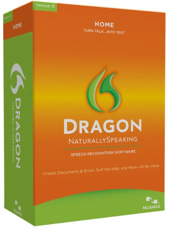 Dragon NaturallySpeaking Home, Version 11