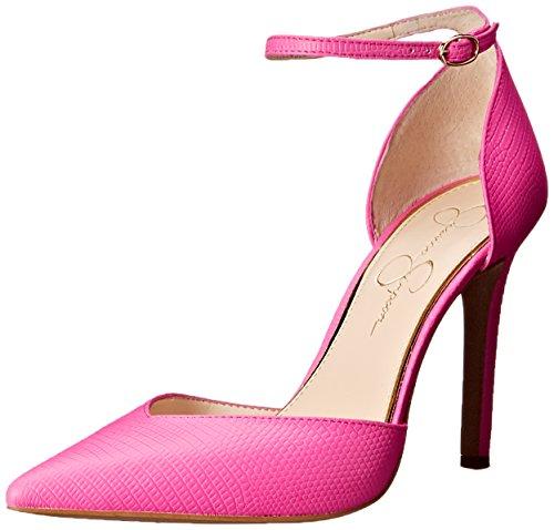 Jessica Simpson Women's Cirrus Dress Pump, Ultra Pink, 8 M US