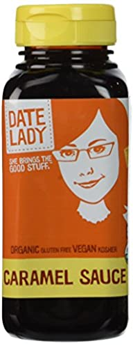 Date Lady Caramel Sauce in a Squeeze…