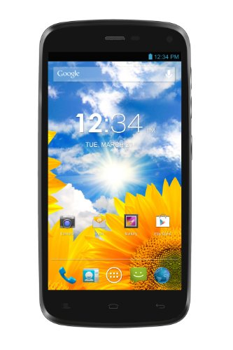 [cell phones],BLU Life Play L100I Unlocked Dual Sim Phone with Quad-Core 1.2GHz Processor, Android 4.2
