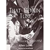 img - for That Devlin'Tune: A Jazz History, 1900--1950 book / textbook / text book