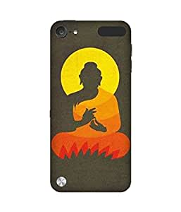 Buddha Sun Apple iPod Touch (5th generation) Case