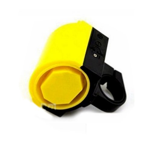 BOXINGCAT Outdoor Sport Bicycle Bell, Electronic Bike Handlebar Bell Horn Alarm, Super Loud