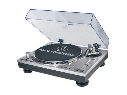 NEW Pro-Audio Professional Turntables w Stroboscopic Platter Speed Indicator