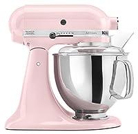 KitchenAid KSM150PSPK 5-Qt. Artisan Series with Pouring Shield - Pink from KitchenAid