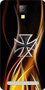 FotoAdda Designer Printed Back Cover for Micromax Eluga Icon