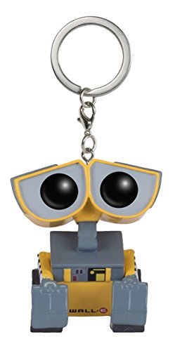 Funko - Porte Clé Disney Wall-E - Wall-E Pocket Pop 4cm - 0849803099015