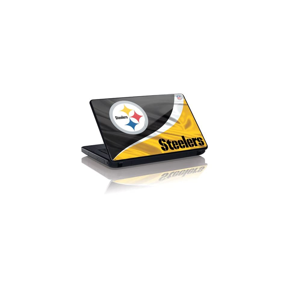 Skinit Pittsburgh Steelers Vinyl Laptop Skin for Dell Inspiron M5030
