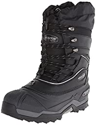 Baffin Men\'s Snow Monster Insulated All-weather Boot,Black,11 D US