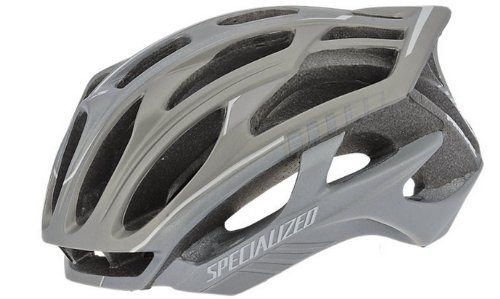 Specialized S-Works Prevail Road/Racing Bike Helmet - Titanium - Large